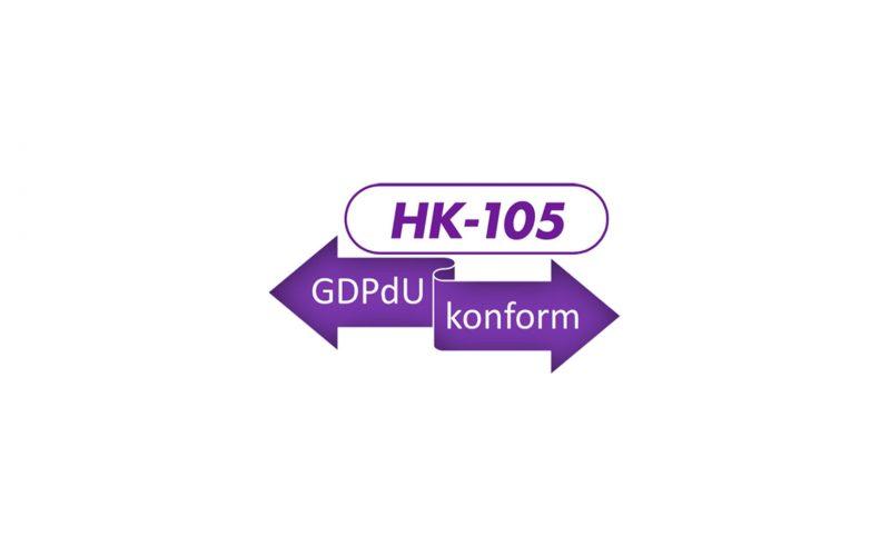 HK105 GDPdU konform