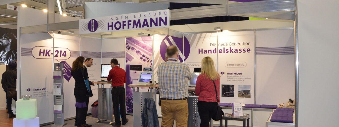 Ingenieurbüro Hoffmann HK214 InterTabac 2014