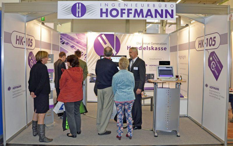 Ingenieurbüro Hoffmann auf der InterTabac 2013