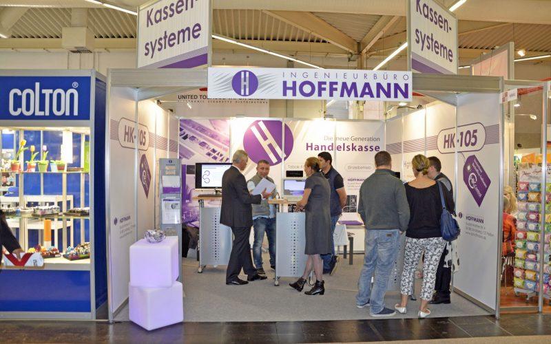 Ingenieurbüro Hoffmann auf der InterTabac 2014