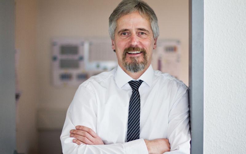 Rüdiger Hoffmann Geschäftsführer