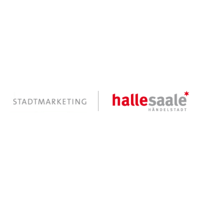 Logo Stadtmarketing Halle